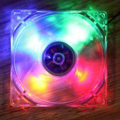 Fan Case 12cm LED