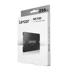 Ổ cứng SSD 256GB Lexar NS100 LNS100-256RB