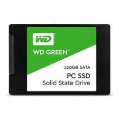 SSD western  120GB green