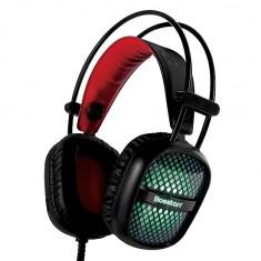 Tai Nghe Chụp Tai Gaming Bosston HS100 LED Chuyển Màu