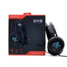 Tai nghe Zidli ZH6 Gaming - Cổng USB