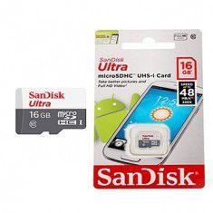 Thẻ nhớ Micro SD 16 GB Class 10