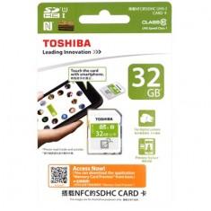 Thẻ Nhớ SD Toshiba 32G Class 10