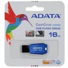 USB 16GB ADATA UV100 (XANH)