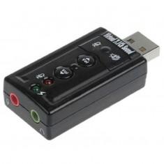 Usb ra sound âm thanh 3D 7.1 -DC237