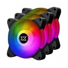 Bộ FAN Led Xigmatek GALAXY III ESSENTIAL BX120 (3 Fan + controller)
