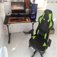 FULLSET PC Game MSI H410/I3 10100F/GTX 1650 4gb/RAM 16G/SSD m2 240GB/LCD Samsung cong 24inch