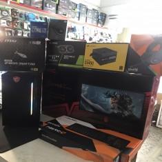 FULLSET PC Game MSI B460M/I3 10100F/GTX 1650 4gb/RAM 16G/SSD 256GB/HKC 27inch 144hz/Bàn chữ Z